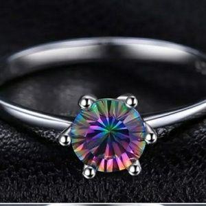 Jewelry - Mystic Fire Topaz Ring